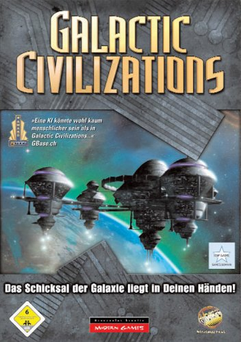 Galactic Civilizations (niemiecki) (PC) -- via Amazon Partnerprogramm