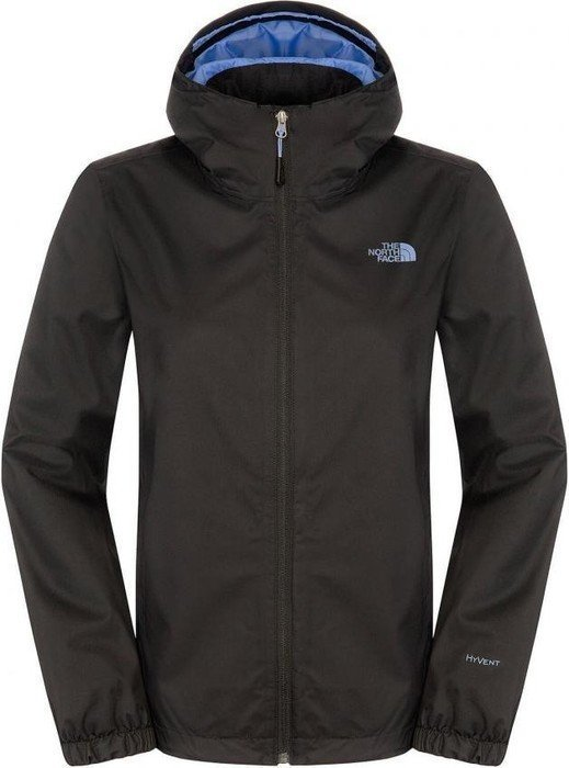 release date: 7e5f0 80c20 The North Face Quest Jacke schwarz (Damen) ab € 59,48