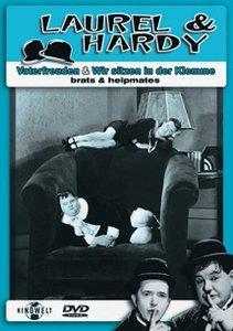 Laurel & Hardy - Vaterfreuden (Brats & Helpmates)