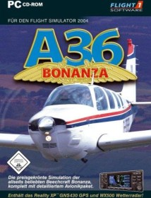 Flight Simulator 2004 - Beech A36 Bonanza (Add-on) (PC)