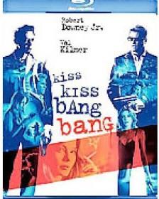 Kiss Kiss Bang Bang (Blu-ray) (UK)
