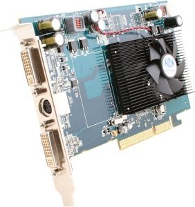 Sapphire Radeon HD 3650, 512MB DDR2 64bit, 2x DVI, TV-out, lite retail (11129-04-20R)