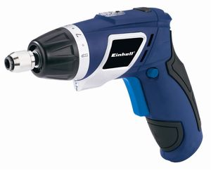 Einhell BT-SD 3.6/1 Li cordless pen screwdriver/pivot screwdriver incl. rechargeable battery 1.3Ah (4513385)