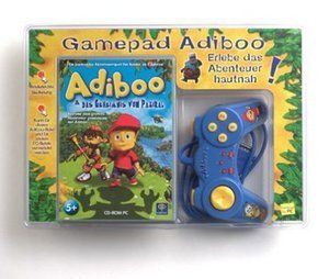 Adiboo: Pazirals Geheimnis + Gamepad (German) (PC)