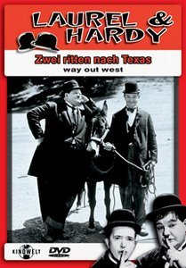 Laurel & Hardy - Zwei ritten nach Texas (Way Out West)