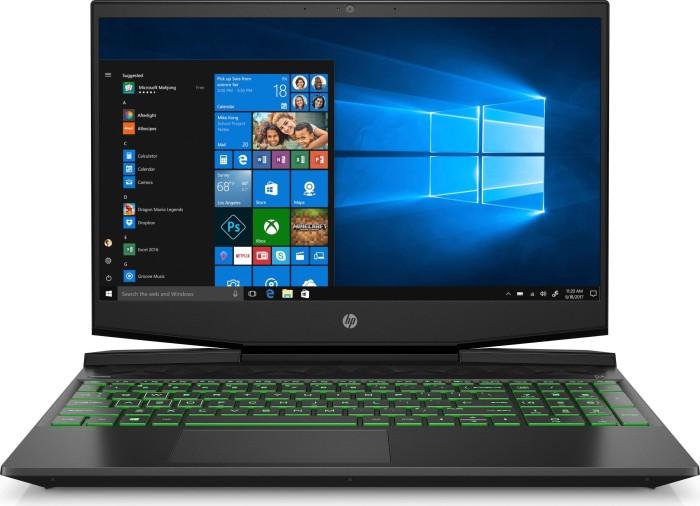 HP Gaming Pavilion 15-dk0205ng Shadow Black (7KE36EA#ABD)