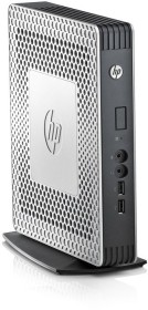 HP t610 Flexible Thin Client, T56N, 2GB RAM, 1GB Flash, WLAN, IGP, HP ThinPro (H1Y31AA)