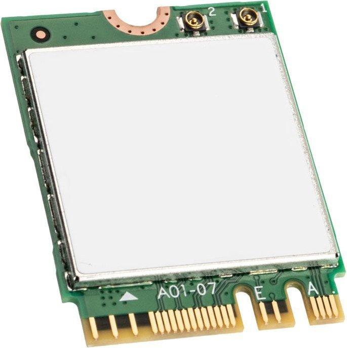 Intel DualBand Wireless-AC 7265, 2.4GHz/5GHz WLAN, Bluetooth 4.0, M.2/A-E-Key (7265.NGWG.W)