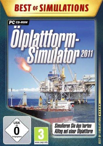 Ölplattform Simulator 2011 (deutsch) (PC) -- via Amazon Partnerprogramm