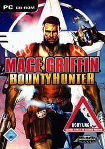 Mace Griffin: Bounty Hunter (niemiecki) (PC)