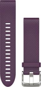 Garmin Ersatzarmband QuickFit 20 Silikon violett (010-12491-15)
