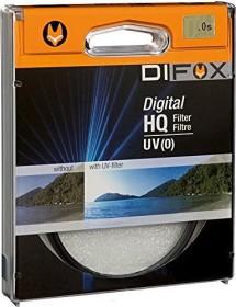 Difox Filter UV(0) HQ Digital 55mm (D8008732)