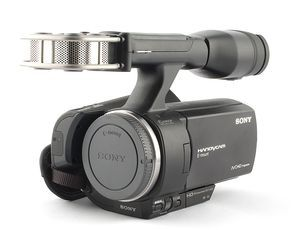 Sony NEX-VG20E -- © bepixelung.org