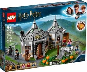 LEGO Harry Potter - Hagrids Hütte Seidenschnabels Rettung (75947)