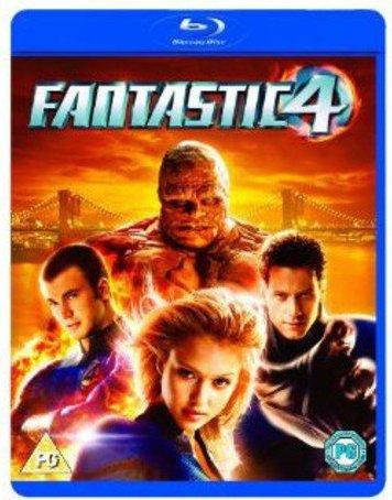 Fantastic Four (Blu-ray) (UK) -- via Amazon Partnerprogramm