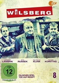 Wilsberg Vol. 8: Falsches Spiel/Tod auf Rezept (DVD)
