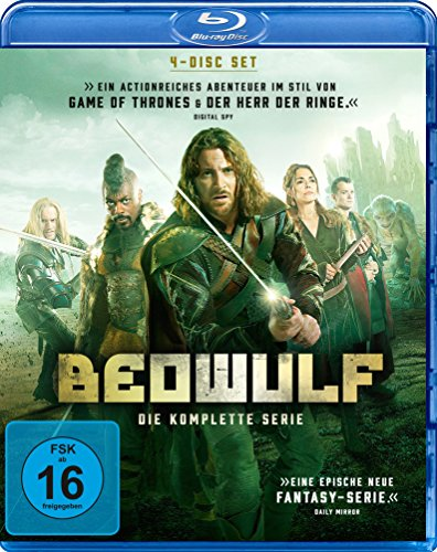 Beowulf (2007) (Blu-ray) (UK) -- via Amazon Partnerprogramm