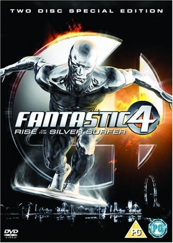 Fantastic Four 2 - Rise of the Silver Surfer (Special Editions) (UK) -- via Amazon Partnerprogramm
