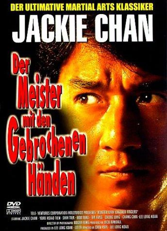 Jackie Chan - Meister mit den gebrochenen Händen -- via Amazon Partnerprogramm