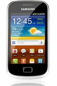 Samsung S6500 Galaxy Mini 2 schwarz