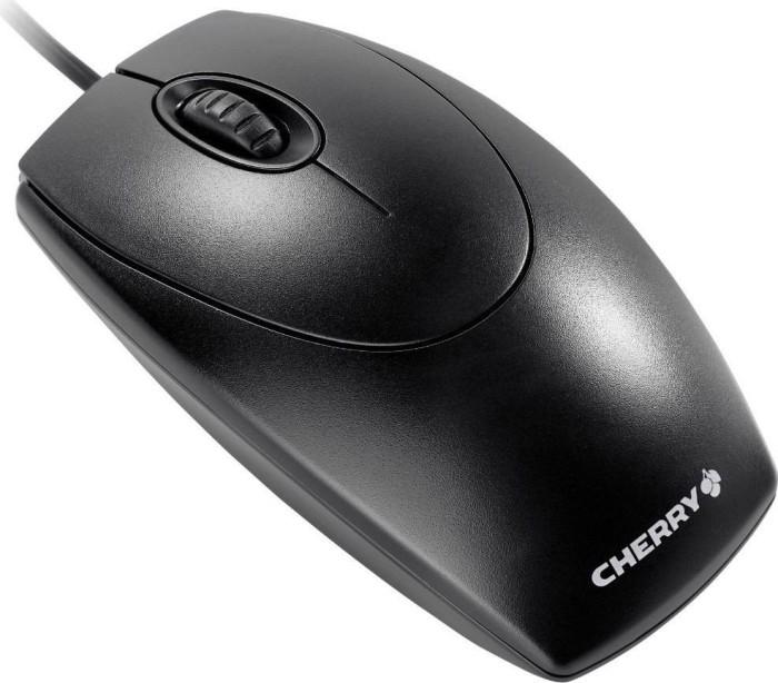 Cherry M-5450 Wheel Mouse Optical schwarz, PS/2 & USB