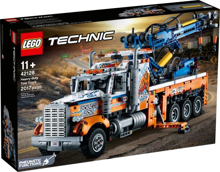 LEGO Technic - Schwerlast-Abschleppwagen (42128)