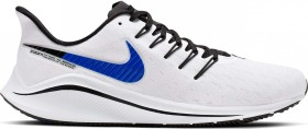 Nike Air Zoom Vomero 14 white/platinum tint/black/racer blue (Herren) (AH7857-101)
