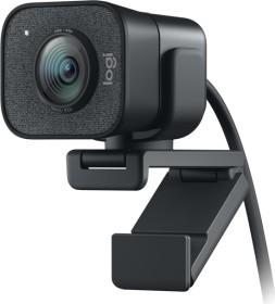 Logitech Streamcam schwarz (960-001281)