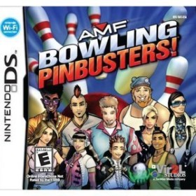 AMF Bowling Pinbusters! (DS)