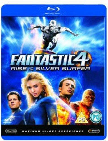 Fantastic Four 2 - Rise of the Silver Surfer (Blu-ray) (UK) -- via Amazon Partnerprogramm