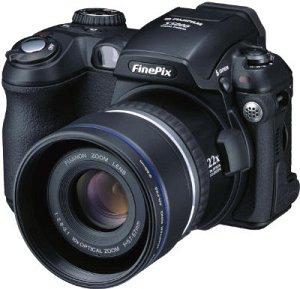 Fujifilm FinePix S5000 (różne zestawy)
