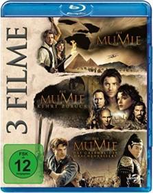 Die Mumie Trilogie Box (Blu-ray)