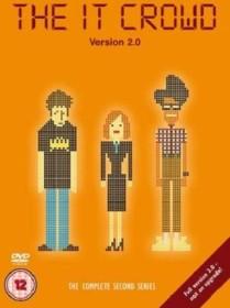 The IT Crowd Season 2 (DVD) (UK)