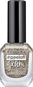 Catrice #peeloff glam Easy To Remove Effect Nagellack 03 When In Doubt, Just Add Glitter 11ml