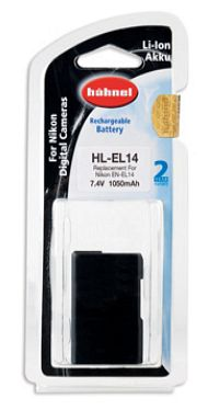 Hähnel HL-EL14 Li-Ion battery (1000 202.4)