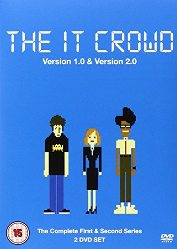The IT Crowd Box (Season 1-2) (UK) -- via Amazon Partnerprogramm