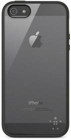 Belkin Candy case for iPhone 5 acryl/black (F8W153VFC00)