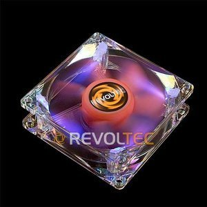 Revoltec Colorchanger 80mm (RL028)
