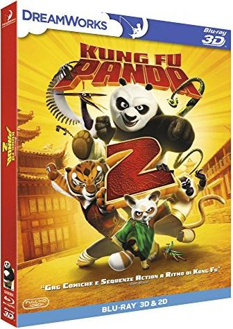 Kung Fu Panda 2 (3D) (Blu-ray) (UK) -- via Amazon Partnerprogramm