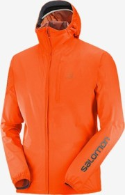 Salomon Outspeed 360 3L Jacke red orange (Herren) (C13800)