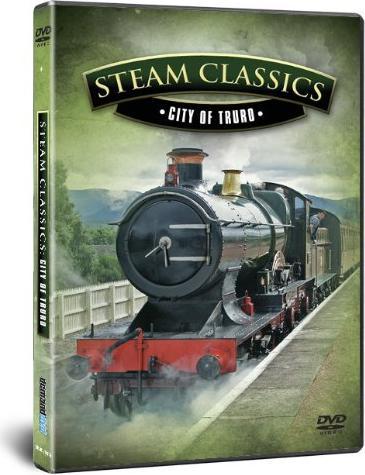 Trains: British Steam (verschiedene Filme) (UK) -- via Amazon Partnerprogramm