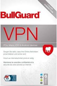 BullGuard VPN 2021, 6 User, 1 year (multilingual) (Multi-Device) (BG2191)