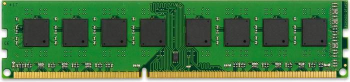 Kingston ValueRAM DIMM 4GB, DDR3-1333, CL9-9-9 (KVR1333D3N9/4G)