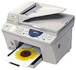 Brother MFC-860, Tinte