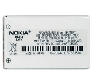 Nokia BLB-2 rechargeable battery