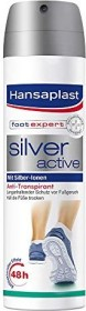 Hansaplast Silver Active 48h foot spray, 150ml