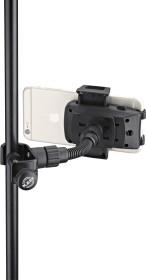 Black K/&M Stands 19745-015-55 Smartphone Holder