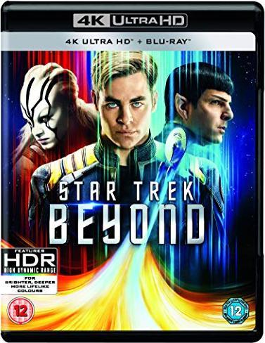 Star Trek - Beyond (4K Ultra HD) (UK) -- via Amazon Partnerprogramm