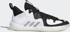 adidas Harden Step Back 2.0 core black/silver metallic/cloud white (Herren) (FZ1384)
