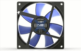 Noiseblocker NB-BlackSilentFan XE1 Rev. 3.0, 92mm